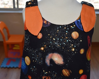 Out of this world girl's dress (size 5)