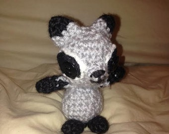 Rascally Raccoon
