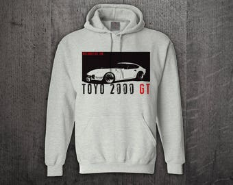 Toyota 2000 GT Hoodie, Cars hoodies, Toyota hoodies, toyota gt sweaters, funny hoodies, Cars t shirts, Unisex Hoodie, classic toyota shirts