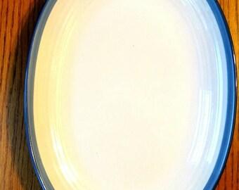 Pfaltzgraff Denim Platter