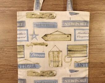 Traveller Tote Bag