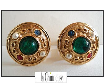 CHRISTIAN DIOR EARRINGS / Christian Dior earrings.