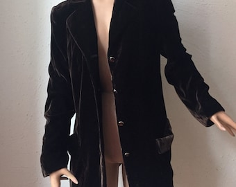 Valentino velvet blazer