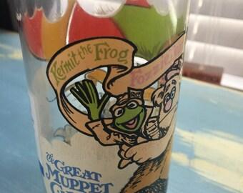 Vintage Mcdonalds The Great Muppett Caper glass