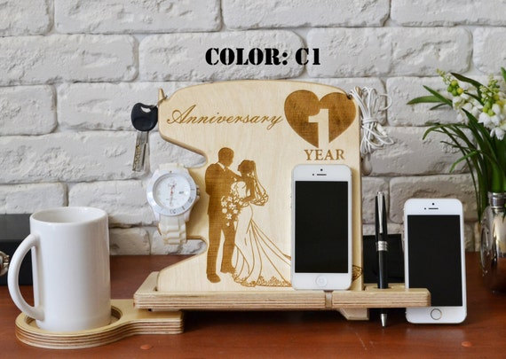 Unique 6th Wedding Anniversary Gifts For Him : anniversary gift for him 1st wedding anniversary gift 6th anniversary ...