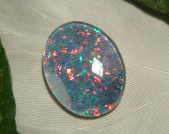 Reclaimed Vintage Opal Triplet, 4.7ct (Slightly Damaged)