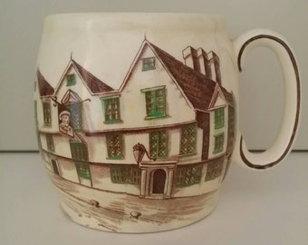 Vintage/Kirkham/English Pottery Mug