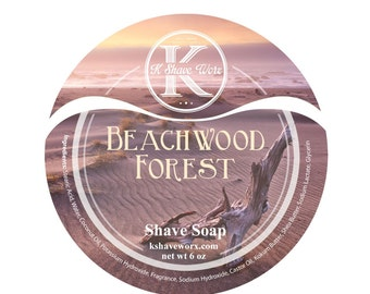Beachwood Forest Shave Soap