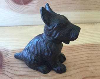 Terrier, Terrier Dog, Cast Iron Dog, Dog