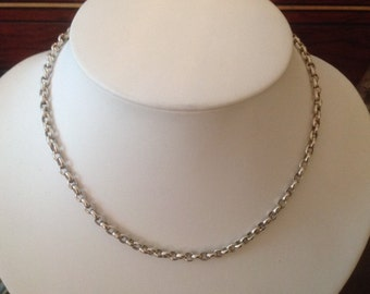 Sterling Silver Chain by WP...18 inches
