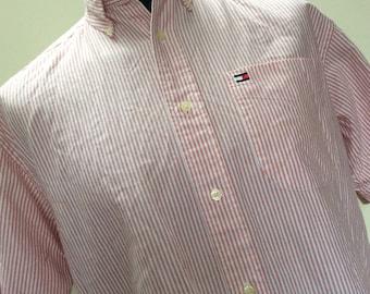 TOMMY HILFIGER Vintage Shirt Size S