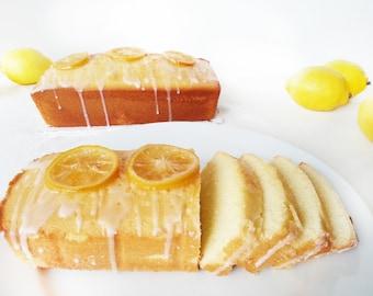 Lemon cake - Lemon loaf - various sizes - Gluten free option available