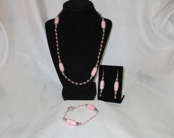Pink Links Set