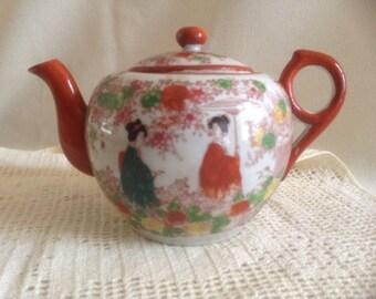 Geisha Girl Teapot