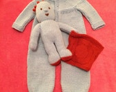 Iggle Piggle inspired newborn gift set