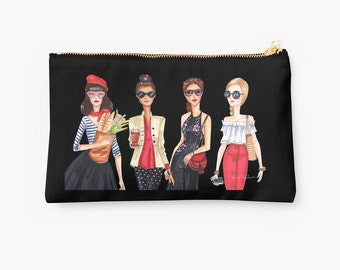 15% off with code SAVE15 Clutch, Makeup bag, Makeup case, Pencil case, Purse, bag, pouch.