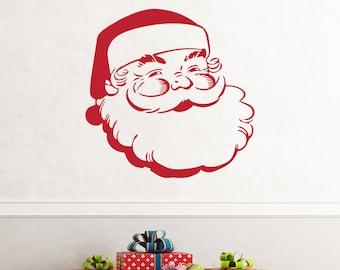 Santa Claus - Wall Decal Sticker