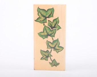 Vines, Ivy, Border, Garden, Plants, Card Making, Scrapbooking, Supplies, Single Stamp ~ 161012C