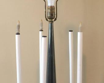 Vintage Tommi Parzinger style Table Lamp