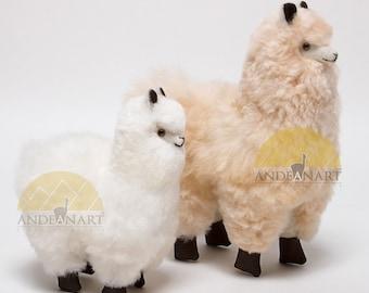 "Alpaca Standing 12"" Tall"