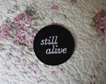 Patch : Still alive.