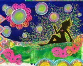 Women Print Wall Art Wome...