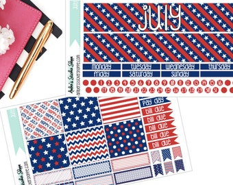 4th of July Monthly Kit for ECLP