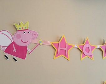 Peppa Pig Banner