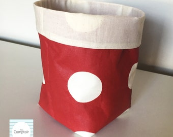 Storage Basket // Handmade