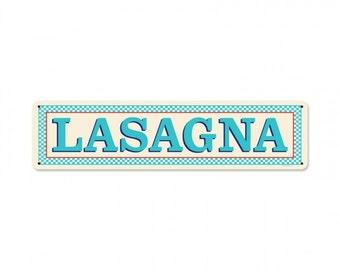 Blue Lasagna