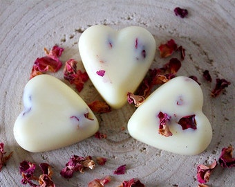 Hand Lotion Hearts
