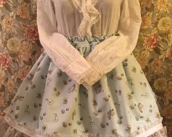Littles skirt: Crybaby