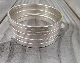 Bangles as a set or individual piece