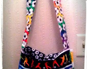 The ultimate soccer bag!