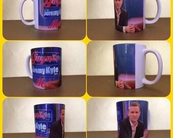 jeremy kyle personalised mug itv good morning dna tv show gift present mug name