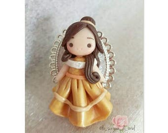 Cute princess: adjustable ring