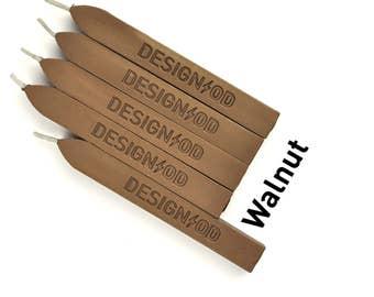 Walnut - Design OD Wax Sticks - (DODB15)