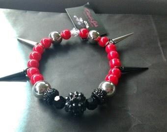 Women's Red Bracelet