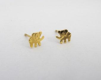 Children's Elephant earrings