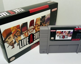 Live A Live - English SNES NTSC Translation