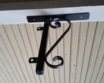 Steel Sign Hanger