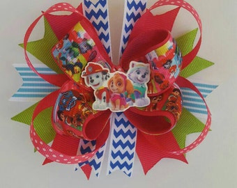Paw Patrol Hairbow