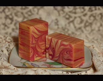 Grapefruit Tangelo soap