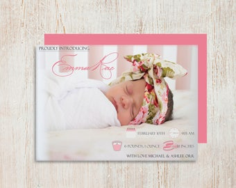 Birth Announcements - Small Icons