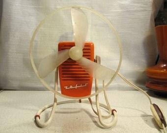Vintage Electric Fan Zefir