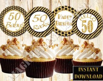 50th Birthday Favors Etsy