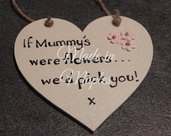 Mothers Day Hanging Heart