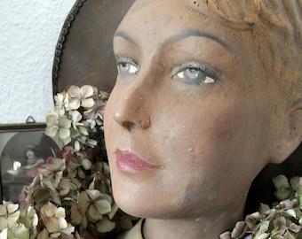 Rarity! Mannequin head
