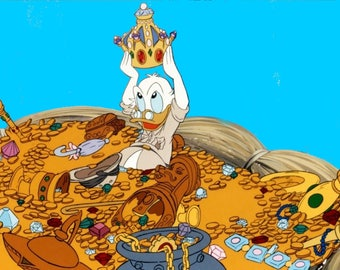 Scrooge dollar