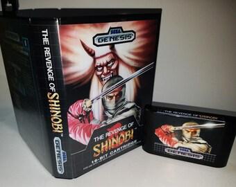 Revenge of Shinobi (Version 1)